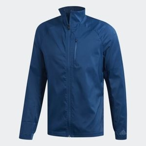 NWT Addidas Water-Repellent Running Jacket